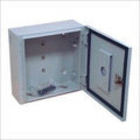 Sheet Metal Telecommunication Box