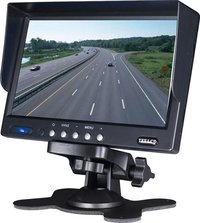 7 Inch Universal Car Rearview TFT Monitor