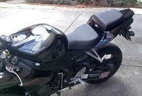 Honda Cbr Seat Cover
