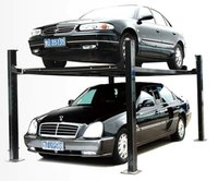 Four Post Parking System