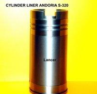 ENGINE ANDORIA S-320 CYLINDER LINER