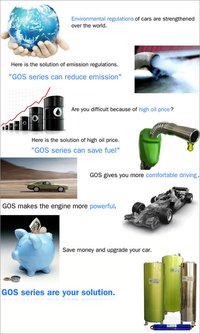 Green Fuel Saver Series
