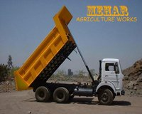 Hydraulic Tipper Lifting