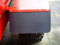 Plain Mud Flap