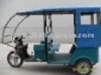 Electric Tricycle KQ-04 For Passenger