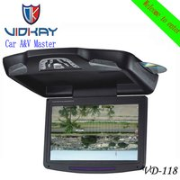 11 Inch Car Roof Mounted DVD Monitor