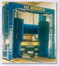 Commercial Vehicle Wash Machine