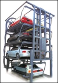 Multi Level Car Park System