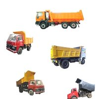 Tipper, Truck And Trolleys