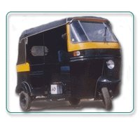 Auto Rickshaw Three Seater