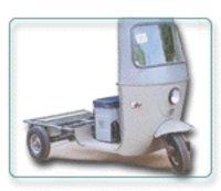 Chasis Petrol Van