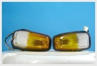 Front Side Indicator Lamps