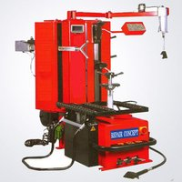 Super-Automatic Tyre Changer