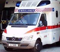 Trauma Ambulances
