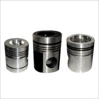 Aluminium Piston For Four Wheeler