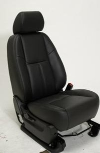 Zinnia Leather Seat Covers