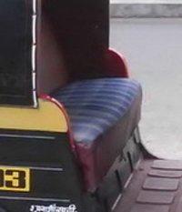 Auto Rickshaw Seat Covers