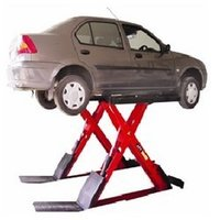 Wheels Free Scissors Lift