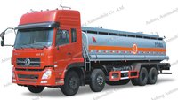 Fuel Tanker Truck