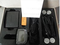 LCD Display Car Reverse Parking Sensor System with Waterproof Function