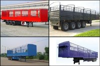 Stake Semi Trailer
