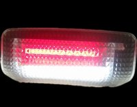21LED Side Door Lamp (Courtesy Lamp) Super White+Red(Flashing)