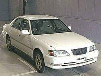 Used Car (1998 Toyota Cresta)