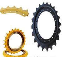 Sprocket And Segments