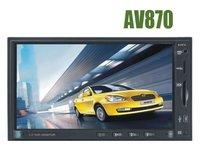 AV870 Car Video Navigation System
