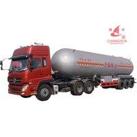 55140L 3 Axle LPG Fuel Tanker