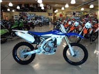 Bike (Yamaha YZ450F Dirt)