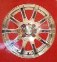 Chrome Alloy Wheels 3114