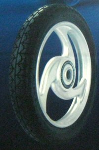 Motorcycle Tyre (Secura M 86)