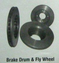 Brake Drum And Flywheel
