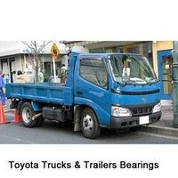 Automotive Bearings for Toyota Trucks and Trailers Bearings