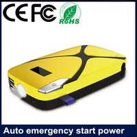 Car Jump Starter, And Ultra-Bright Led Flash And Sos Light