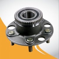 Wheel Hub Bearing Rings