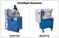 Centrifuge Separators