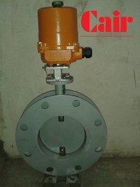 Rotary Air Damper Valve Actuator