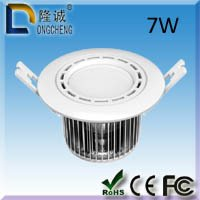 High Quality LED downlight 7W SMD