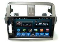 2 Din Car Original Radio System Toyota Prado 2013 GPS Navigation