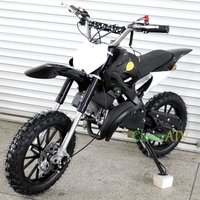 Kids Motorcycle 49cc Dirt Bike Mini Motor
