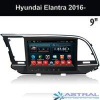 Hyundai Elantra Android Radio