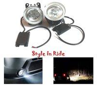 Style in Ride LED Car Fog Light 12V DC 9W - Toyota Etios / Cross / Liva