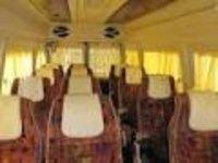 Tempo Traveler Seat
