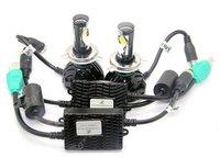 Auto Car High Power LED Headlight Kit H4 Hi/Low Beam