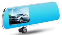 Car Dashcam With Gps And Wifi