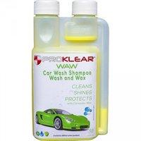 WAW Car Wash Shampoo and Wax