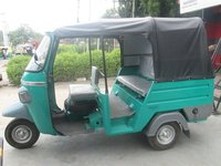 Commercial Three Wheeler Vehicle
