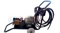 Car Washer Pumps For Three And Four Wheeler Service Station